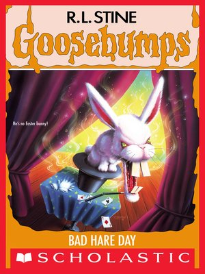 cover image of Bad Hare Day