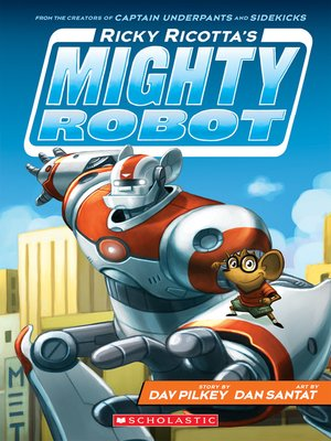 cover image of Mighty Robot