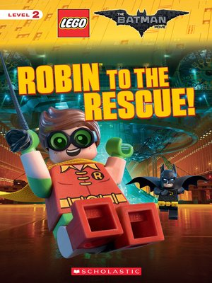 cover image of Robin to the Rescue!