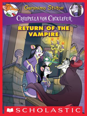 cover image of Return of the Vampire