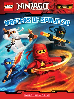 cover image of Masters of Spinjitzu