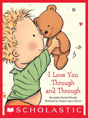 cover image of I Love You Through and Through