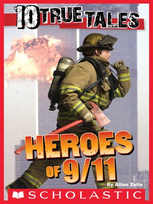 cover image of 9/11 Heroes