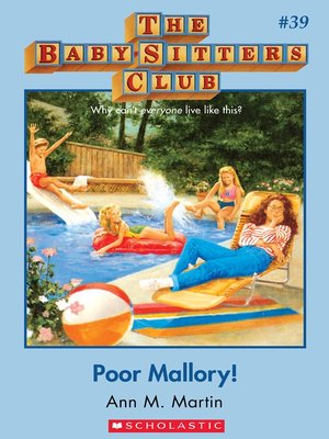 cover image of Poor Mallory