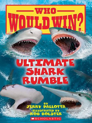 cover image of Ultimate Shark Rumble