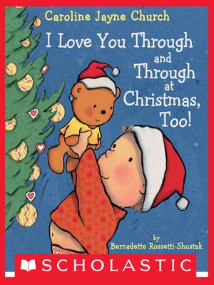 cover image of I Love You Through and Through at Christmas, Too!