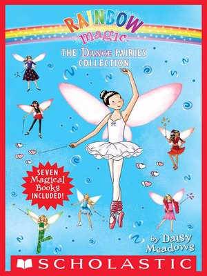 cover image of The Dance Fairies Collection