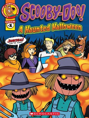 cover image of A Haunted Halloween