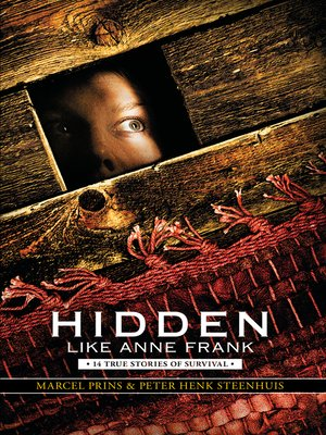 cover image of Hidden Like Anne Frank