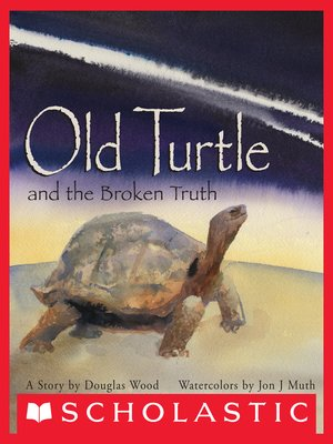 cover image of Old Turtle and the Broken Truth