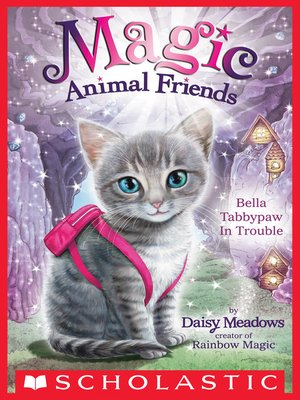 cover image of Bella Tabbypaw in Trouble