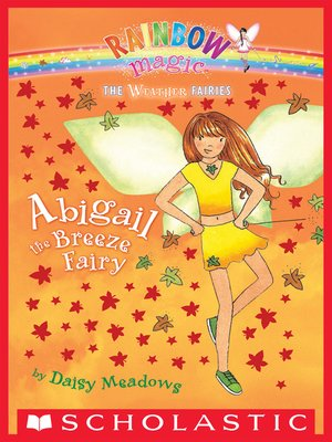 cover image of Abigail the Breeze Fairy