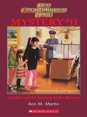 cover image of Claudia and the Mystery At the Museum