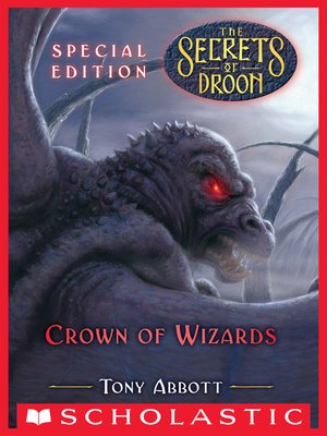 cover image of Crown of Wizards