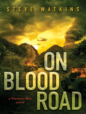 cover image of On Blood Road