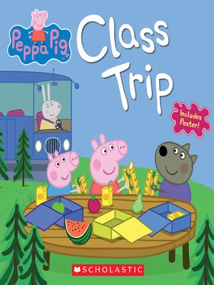 cover image of Class Trip
