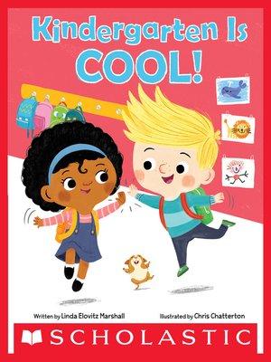 cover image of Kindergarten is Cool!