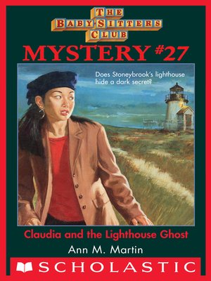 cover image of Claudia And The Lighthouse Ghost