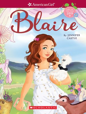 cover image of Blaire