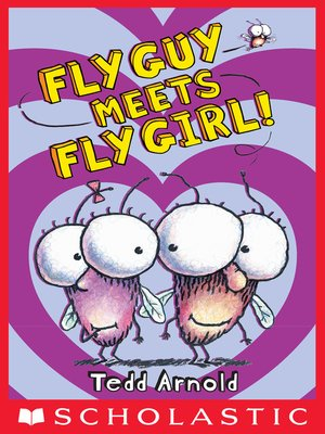 cover image of Fly Guy Meets Fly Girl!
