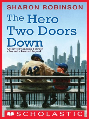 cover image of The Hero Two Doors Down