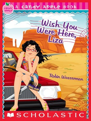 cover image of Wish You Were Here, Liza