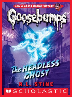 cover image of The Headless Ghost