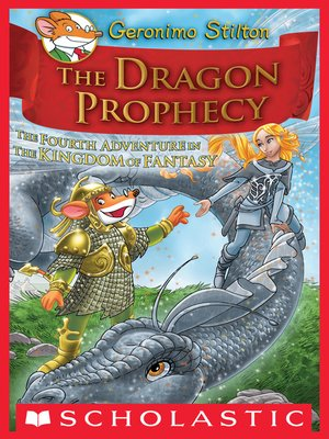 cover image of The Dragon Prophecy
