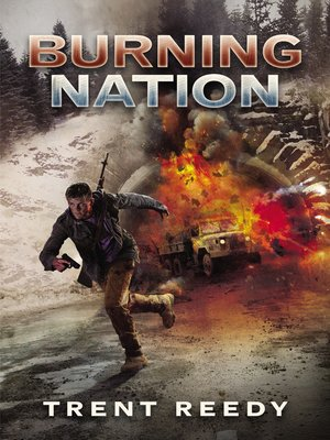 cover image of Burning Nation