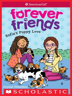 cover image of Sofia's Puppy Love