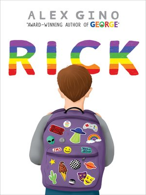 cover image of Rick