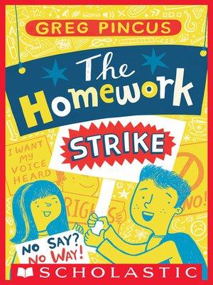 cover image of The Homework Strike
