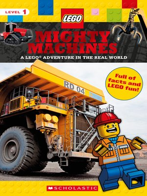 cover image of Mighty Machines