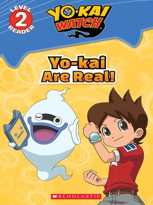 cover image of Yo-kai Are Real!