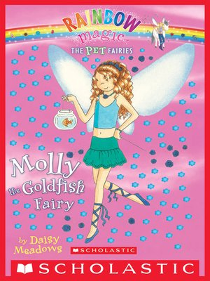 cover image of Molly the Goldfish Fairy