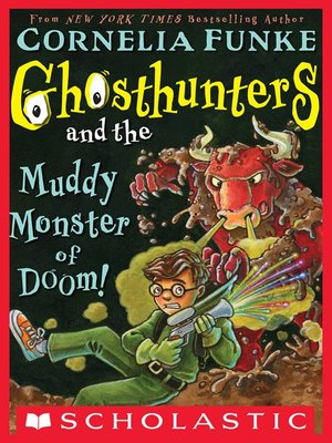 cover image of Ghosthunters and the Muddy Monster of Doom!