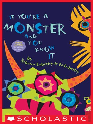 cover image of If You're a Monster and You Know It