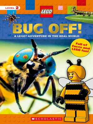 cover image of Bug Off!