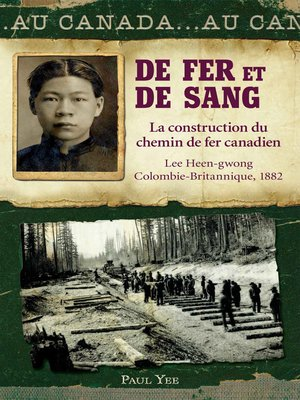 cover image of De fer et de sang
