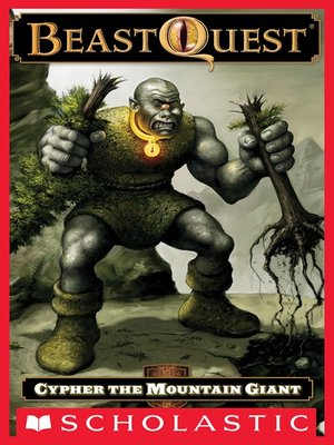 cover image of Cypher the Mountain Giant