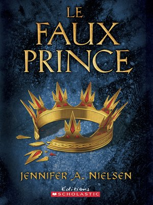 cover image of Le faux prince