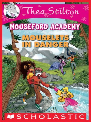 cover image of Mouselets in Danger