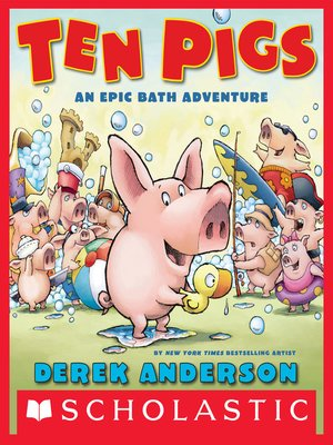 cover image of Ten Pigs