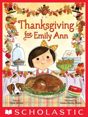 cover image of Thanksgiving for Emily Ann