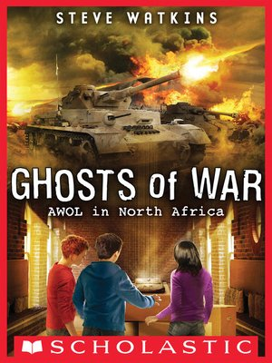 cover image of AWOL in North Africa