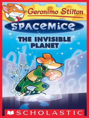 cover image of The Invisible Planet
