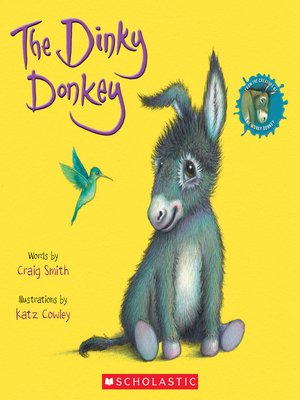 cover image of The Dinky Donkey