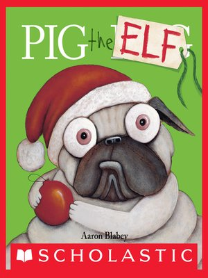 cover image of Pig the Elf