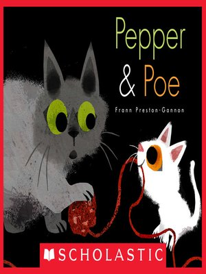 cover image of Pepper & Poe
