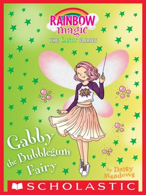 cover image of Gabby the Bubble Gum Fairy